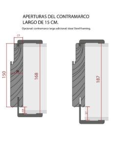 kit contramarco 54mm@300x 100